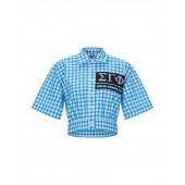 AU JOUR LE JOUR - Checked shirt